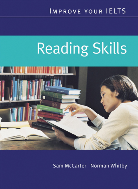Tài liệu luyện thi IELTS: Cuốn sách Improve your IELTS-Reading ...